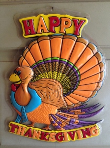 thanksgiving sign (photo by Wendy Kennar)