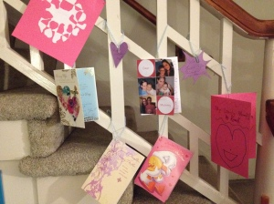 Mother's Day cards (photo by Wendy Kennar)