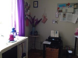 writing room (photo by Wendy Kennar)