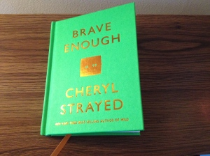 Brave Enough book (photo by Wendy Kennar)