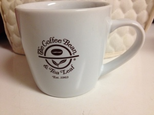coffee mug (photo by Wendy Kennar)