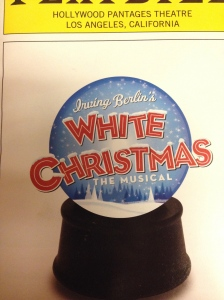 White Christmas program (photo by Wendy Kennar)