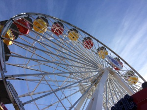 ferris wheel (photo by Paul Kennar)