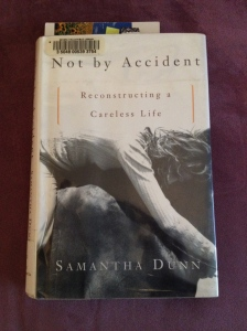 Samantha Dunn book (photo by Wendy Kennar)